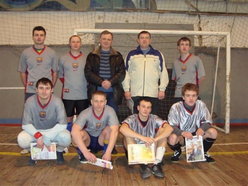 Весенний кубок по футзалу 2009, серебряный призёр.