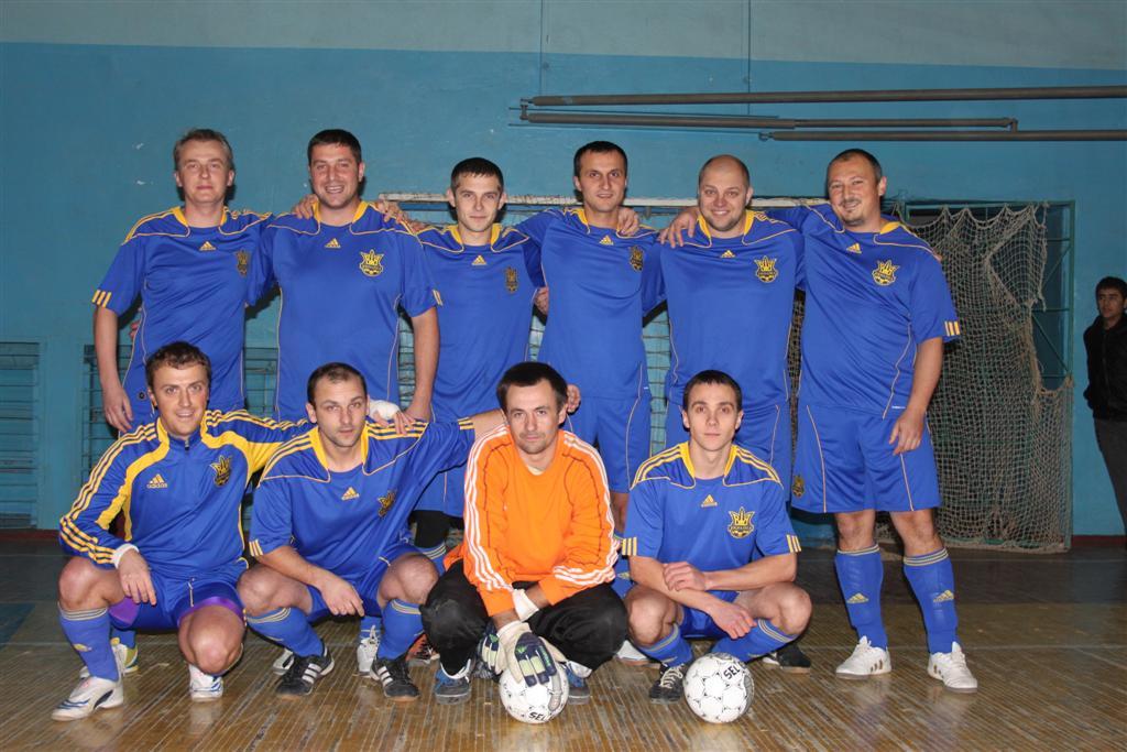 ФК Динамо-Глева Футзал 2012 г.